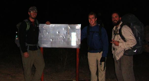 Kyle, Paul and Erik