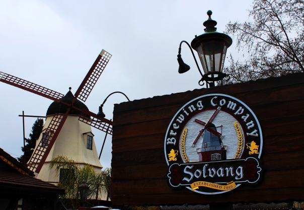 "Established in 2010, The Solvang Brewery is the new kid on the Santa Ynez Valley craft brew block. Prior to our visit I had heard some bad reviews on their service but we experienced their staff as exceptionally attentive and knowledgeable. Both Anita and I were also impressed with their beer, especially Odin's Oatmeal Stout. The bacon burger was very nicely done as well. It's not often you actually get ""medium-rare"" when you ask for it."